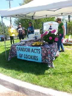 Stop 3: Random Acts of Cookies