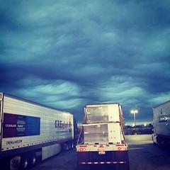 #wave #clouds @lovestravelstops #Texas #TexasSky #cr_england
