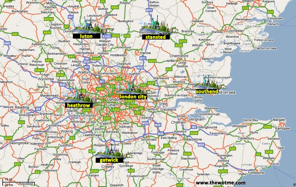 A qué aeropuerto volar en Londres: Aeropuertos de Londres londres - 16950208530 61d521c19d o - A qué aeropuerto volar en Londres