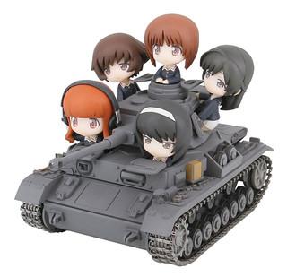 《少女與戰車》IV号戰車D型(F2型仕樣) 結束版本