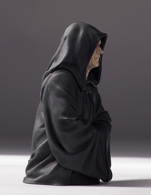 [Gentle Giant] Star Wars - Emperor Palpatine 1/6 Mini Bust 16968236340_915d9567cb_z