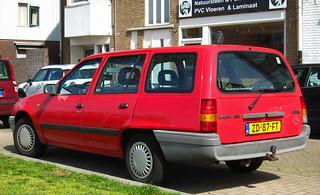 1991 Opel Kadett Caravan 1.8i Expression