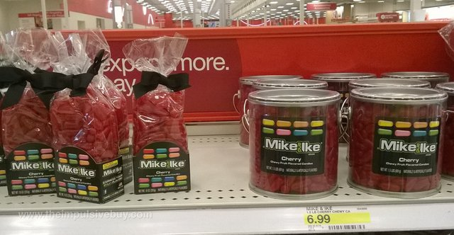 Mike and Ike Cherry