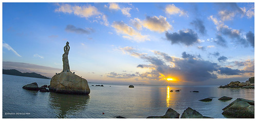 morning panorama cloud sun sunrise canon mark ii 5d setting starfilter 1635 ef1635mmf28liiusm