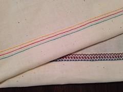 Three thread cover stitch