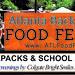 Atlanta Food Festival Flyer