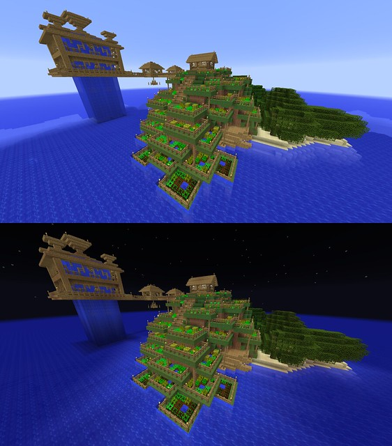 Minecraft Modern Design Build From Minecr4ft Biome: Biomes O' Plenty Mod For Minecraft 1.7.10/1.7.2