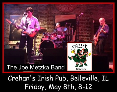 Joe Metzka Band 5-8-15
