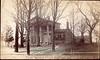 The Tennant Homestead by Chautauqua County Historical Society