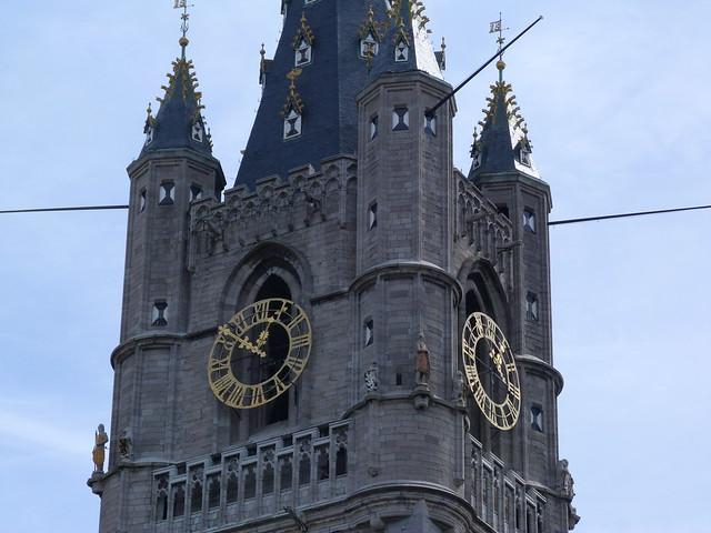 Campanario de Gante (Flandes)