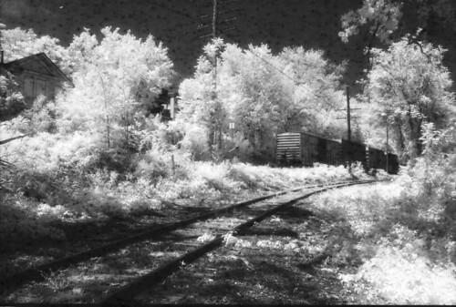 Train tracks 2015