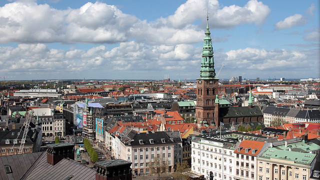 Christiansborg Tower