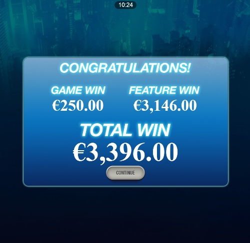 free Fantastic Four Mobile bonus feature prize