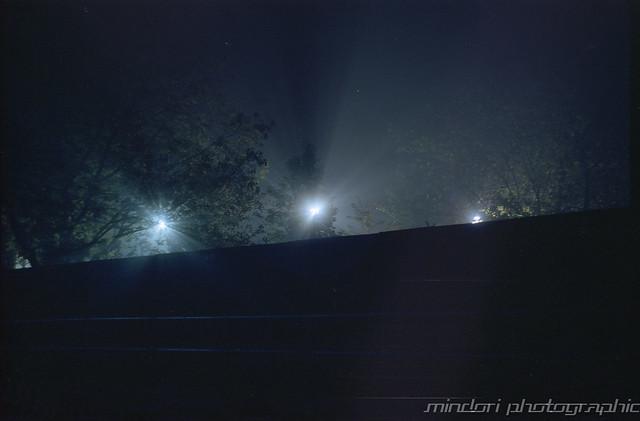 Day 305 - Floodlights