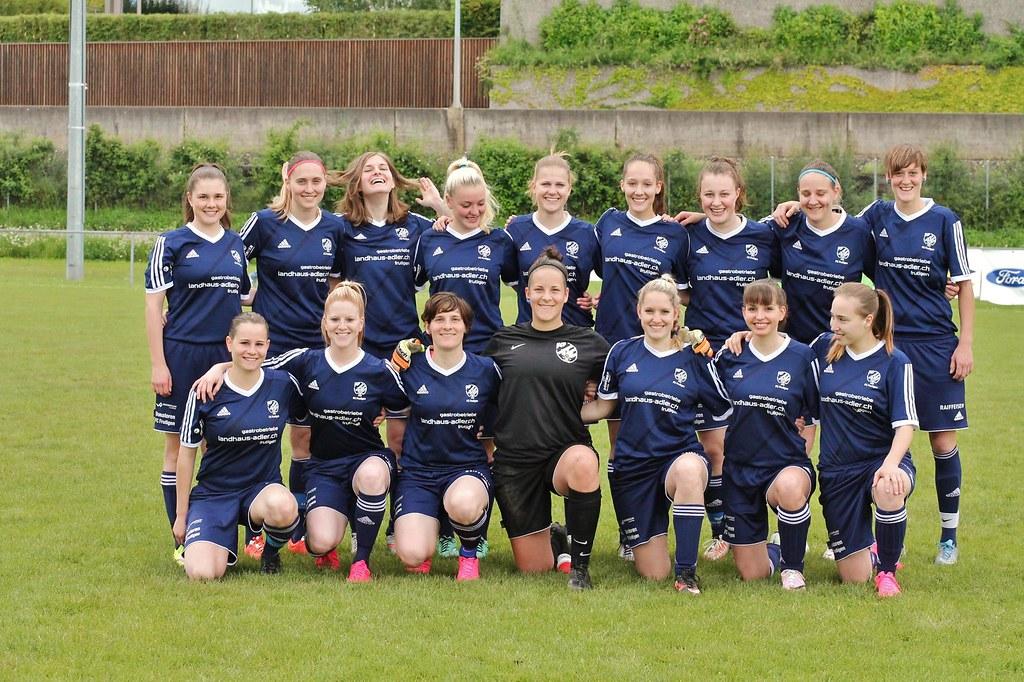 Berner Cupfinal der Frauen FC Kerzers/Laupen - FC Frutigen 18.06.2016