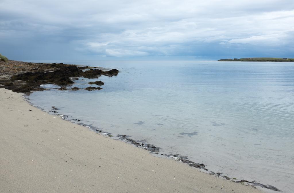 fourth barrier beach - orkney