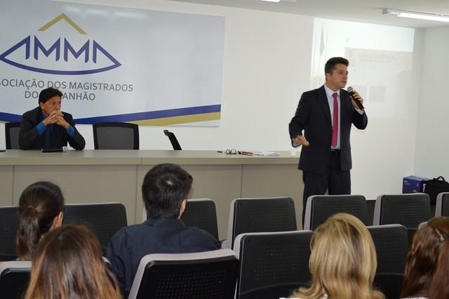 AMMA realiza debate sobre eleições municipais com novos juízes
