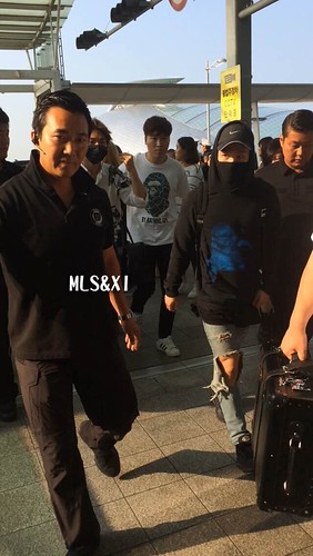 Big Bang - Incheon Airport - 07aug2015 - MyLadies - 10