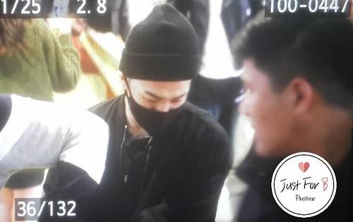 BIGBANG arrival Seoul 2015-10-26 justforb(10 (2)
