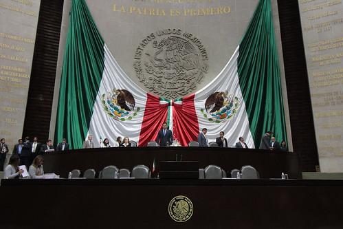 El día 20 de septiembre del 2016 se llevó a cabo la Sesión ordinaria de la H. Cámara de Diputados.