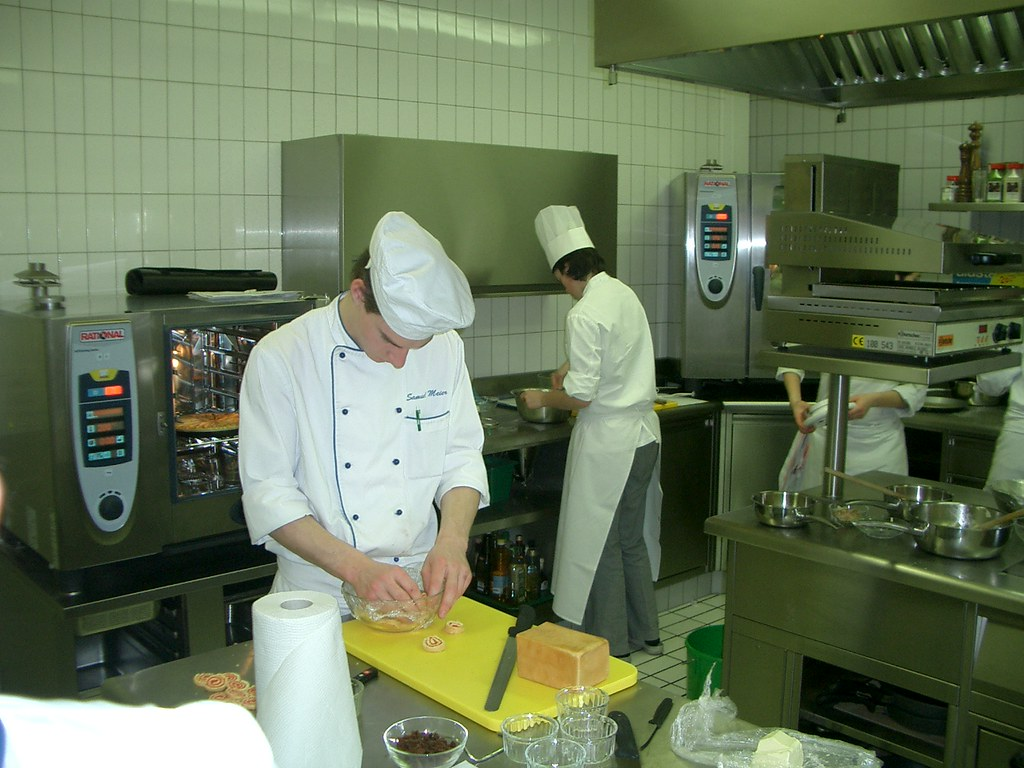 Patisseriskurs 2005