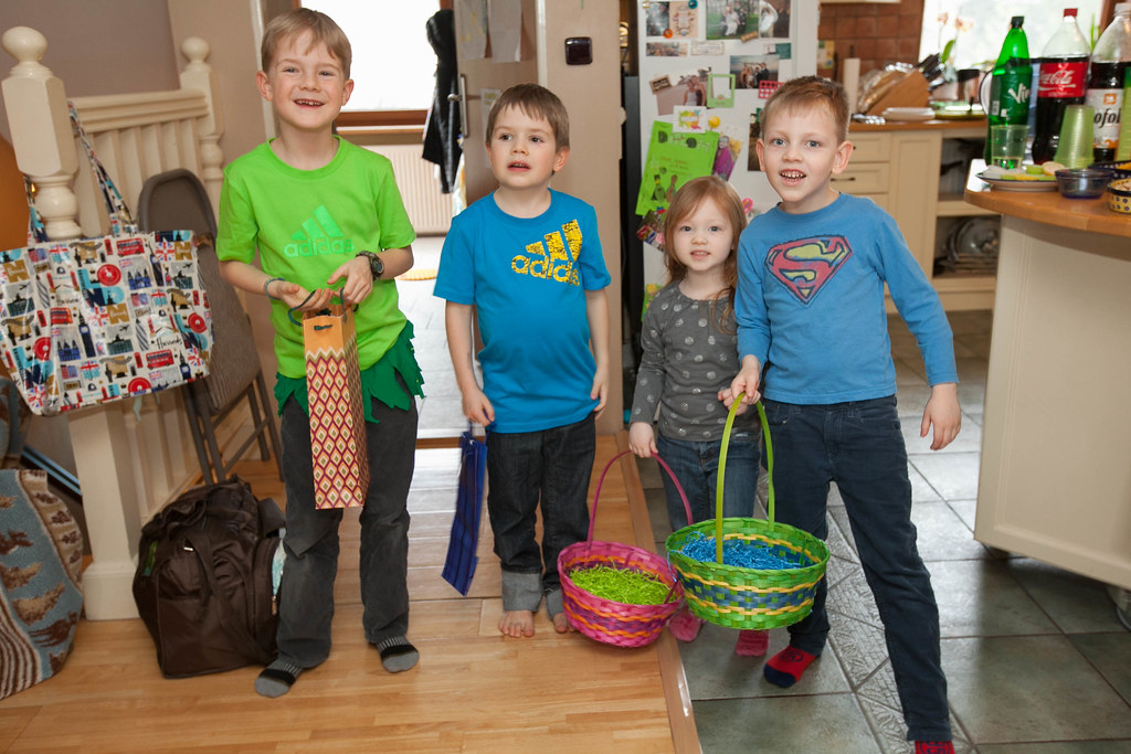 Easter in Czech (4/5//15)