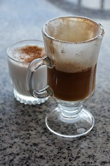 cappuccino, cup, mocaccino, salep, cortado, coffee milk, cafã© au lait, coffee, drink, irish coffee, latte,