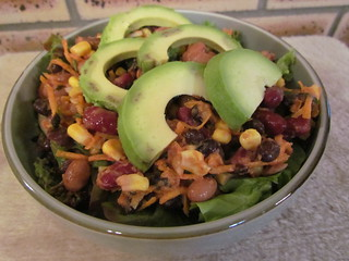 Southwestern Three-Bean Salad