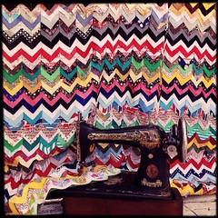 vintage patchwork