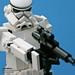 LEGO: Stormtrooper (8inch) by umamen