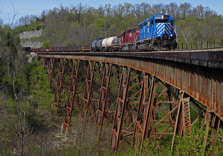 Rent-a-Wrecks on Independence Trestle