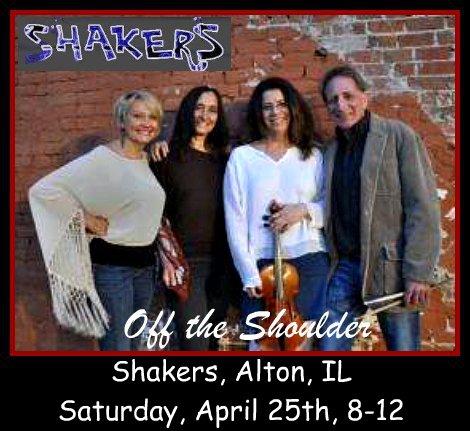 Off the Shoulder Band 4-25-15