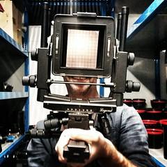 I love photographers... I love tech kit... I love spaces... #kitgasm #photography #equipment #stores #mediumformat #documentary
