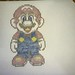 Mario by elartistadelamaquinadeescribir