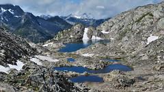 I Lai d'Uffiern - Pass d'Uffiern - Ticino/Grigioni - Svizzera