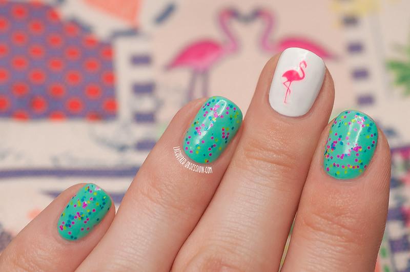 (S)wimbledon & Flamingos
