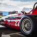 Christian Dumolin - 1954 Maserati 250F at the Goodwood 73rd Members Meeting (Photo 2) by Dave Adams Automotive Images