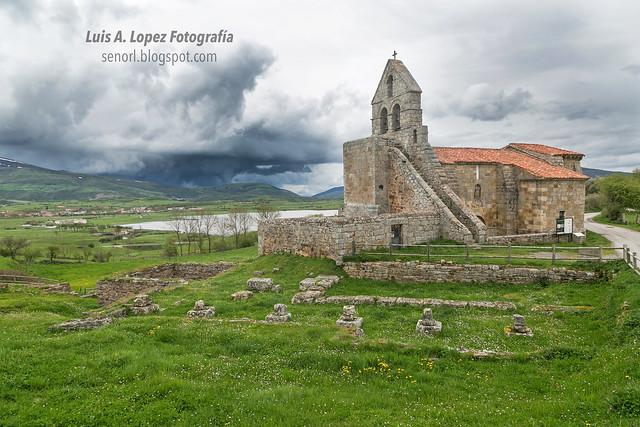 Iglesia Románica Santa María de Retortillo