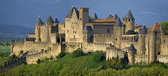 El castell dels Trencavell / House of Trencavel