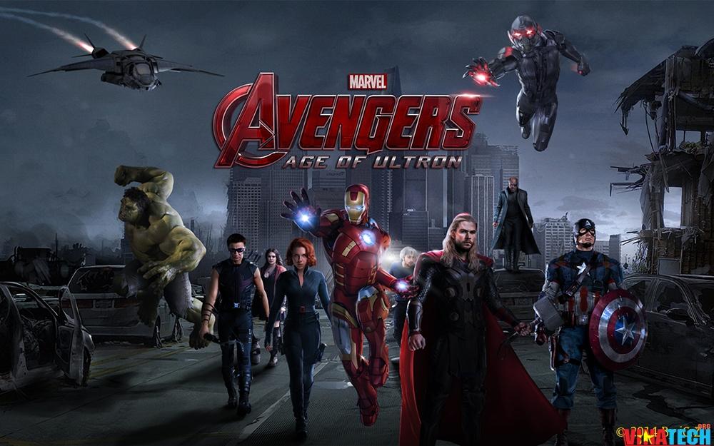 Download, Xem phim Biệt đội siêu anh hùng 2: Đế chế Ultron full HD