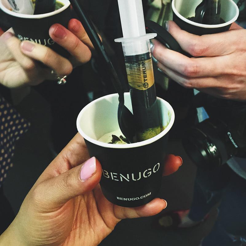 London Coffee Festival Benugo