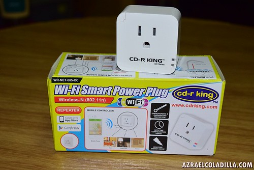 CDR King Smart Power Plug (wifi)