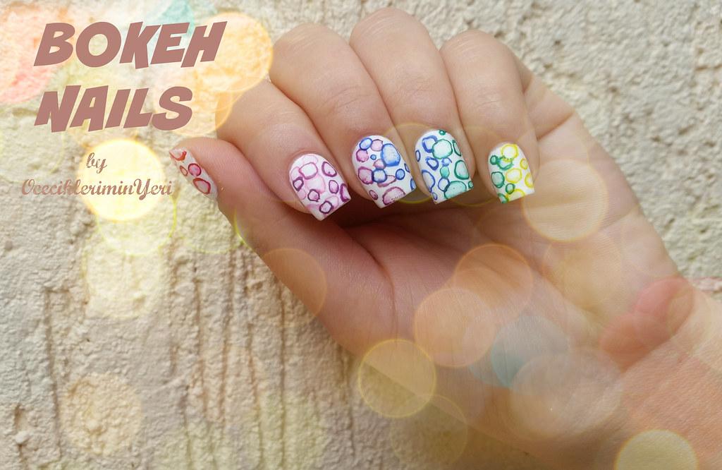 Bokeh Nails