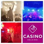 Ela-show käynnissä kasinolla! #casinohelsinki #eturivikeikka #radiosuomipop #suomipop #elastinen