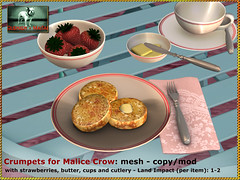 Bliensen - Crumpets for Malice Crow