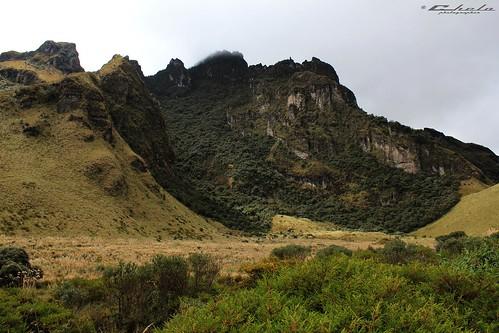 naturaleza nature canon eos rebel ecuador paisaje panoramica 1855mm frio belleza vulcano paramo volcan mojanda imbabura relajación cerronegro pajonal t2i