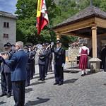 2009 50 jähriges Priesterjubiläum von unserm Fahnen