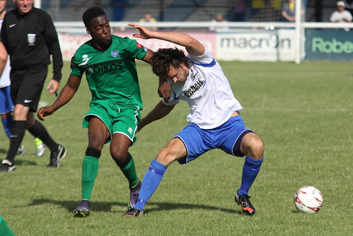 Enfield Town 1 Canvey Island 1