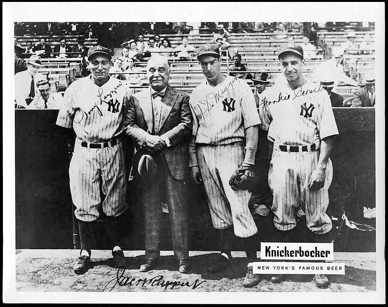 knickerbocker-yankees