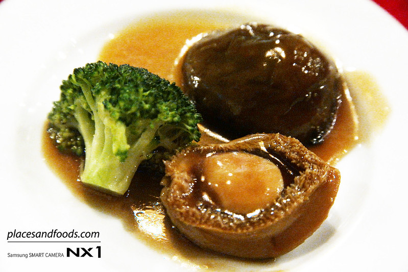 CWZJ Cuisine (The Home of Tea Kings) abalone